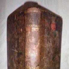 Libros antiguos: INSTRUCCION DE LA JUVENTUD - AÑO 1773 - GOBINET·PIEL.. Lote 103376227