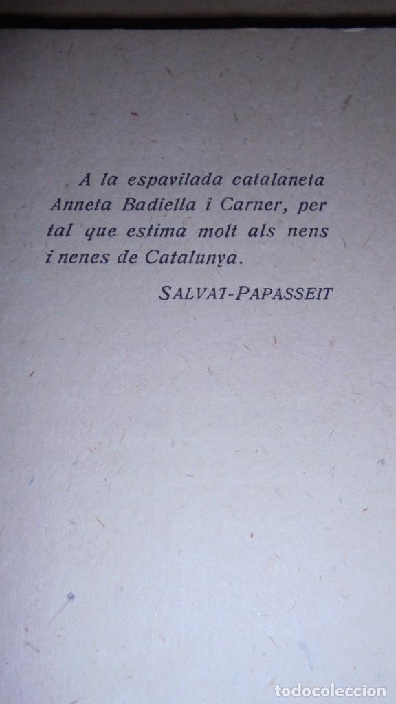 Libros antiguos: XAVIER NOGUÉS / SALVAT-PAPASSEIT / POMPEU FABRA - ABECEDARI CATALA PER NENS 1920 LLIBRERIA NACIONAL - Foto 3 - 107118679