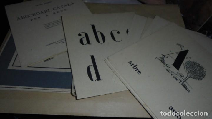 Libros antiguos: XAVIER NOGUÉS / SALVAT-PAPASSEIT / POMPEU FABRA - ABECEDARI CATALA PER NENS 1920 LLIBRERIA NACIONAL - Foto 7 - 107118679