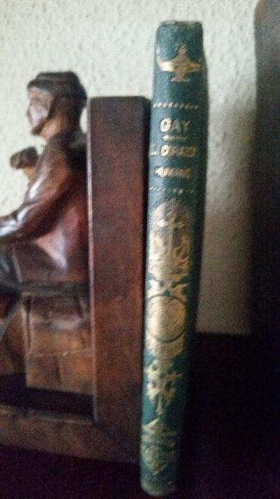 EL CORAZÓN HUMANO. NARCISO GAY. 1875. (Libros Antiguos, Raros y Curiosos - Ciencias, Manuales y Oficios - Pedagogía)
