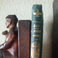 Libros antiguos: EL CORAZÓN HUMANO. NARCISO GAY. 1875.. Lote 63427200