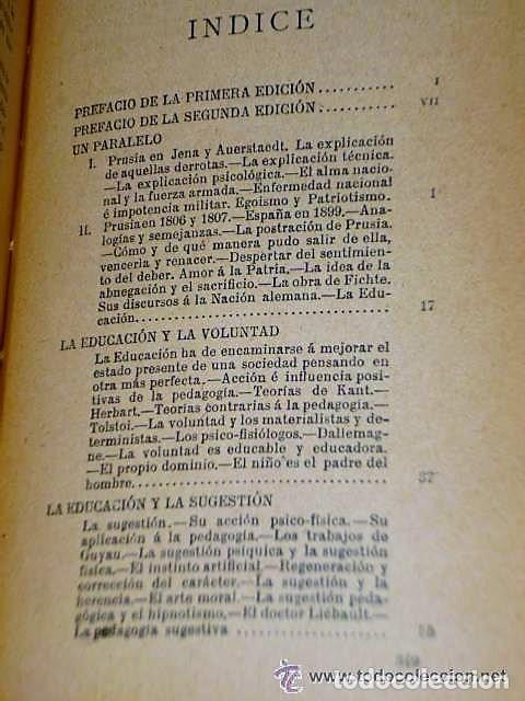 Libros antiguos: ENSAYOS SOBRE EDUCACIÓN. - Foto 3 - 111427723