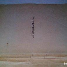 Libros antiguos: LA ESCUELA NEUTRA-EUSTAQUIO BERDUN ECHEGOYEN-PAMPLONA 1913. Lote 113102663