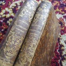 Libros antiguos: MANUAL DEL CURSANTE DE 2ª ENSEÑANZA- (2 TOMOS)- IMPRENTA DE JOSÉ TAULÓ, 1849. OBRA COMPLETA. Lote 125315023