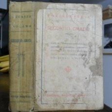 Libros antiguos: CURSO COMPLETO DE PRIMERA ENSEÑANZA SEGUNDO GRADO. MADRID 1929. Lote 131178788