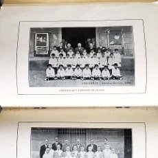 Libros antiguos: COLONIAS ESCOLARES. 1929. (SABADELL: COLONIAS RELLINÁS, OCATA, LLEVANERAS) LIGA DE HIGIENE ESCOLAR. Lote 131337102