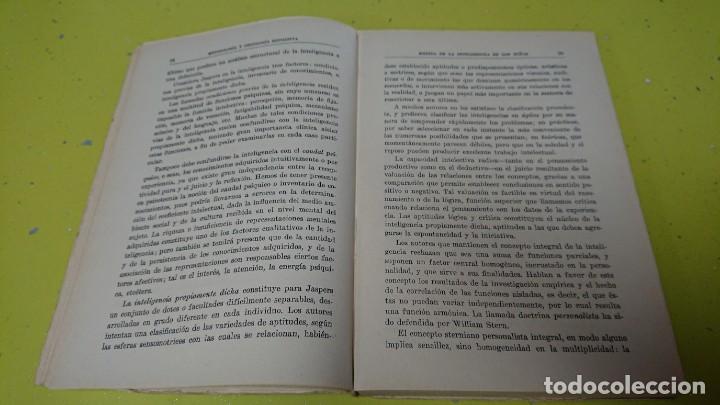 Libros antiguos: METODOLOGÍA Y PSICOLOGÍA EDUCATIVA - AÑO 1935 - Foto 3 - 132066234