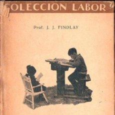 Libros antiguos: FINDLAY : LA ESCUELA (LABOR, 1934). Lote 133268238