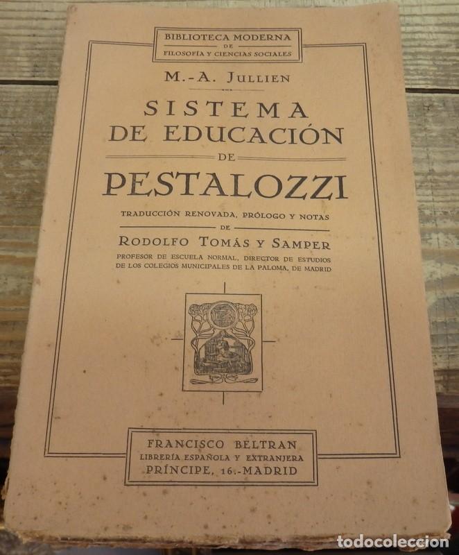 Sistema De Educacin Pestalozzi