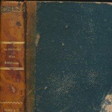 Libros antiguos: TEORÍA Y PRÁCTICA DE LA EDUCACIÓN Y LA ENSEÑANZA, SOLO TOMO II- P. ALCÁNTARA - VER IMÁGENES. Lote 135947478