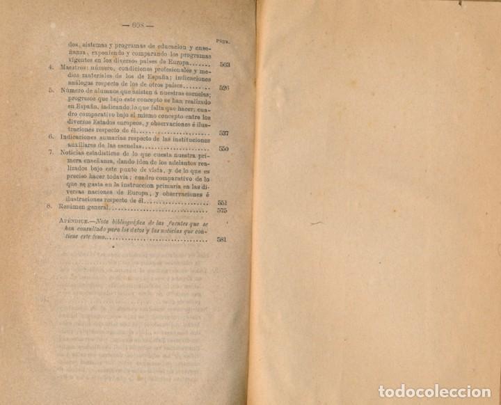 Libros antiguos: TEORÍA Y PRÁCTICA DE LA EDUCACIÓN Y LA ENSEÑANZA, solo tomo II- P. ALCÁNTARA - ver imágenes - Foto 8 - 135947478