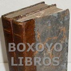 Libros antiguos: ARTE DE HABLAR EN PROSA Y VERSO, POR D. JOSÉ GÓMEZ HERMOSILLA. TOMO I Y II. Lote 137270380