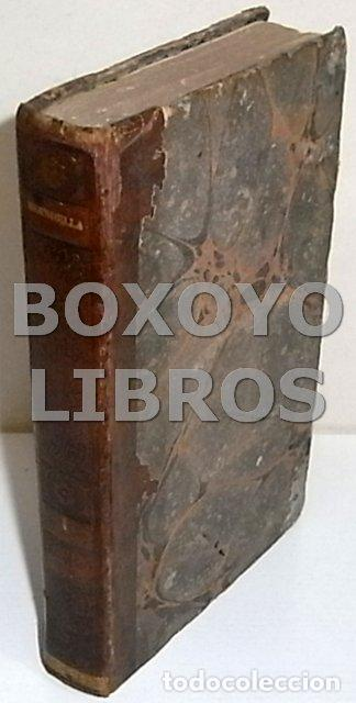 Libros antiguos: Arte de hablar en prosa y verso, por D. José Gómez Hermosilla. Tomo I y II - Foto 2 - 137270380