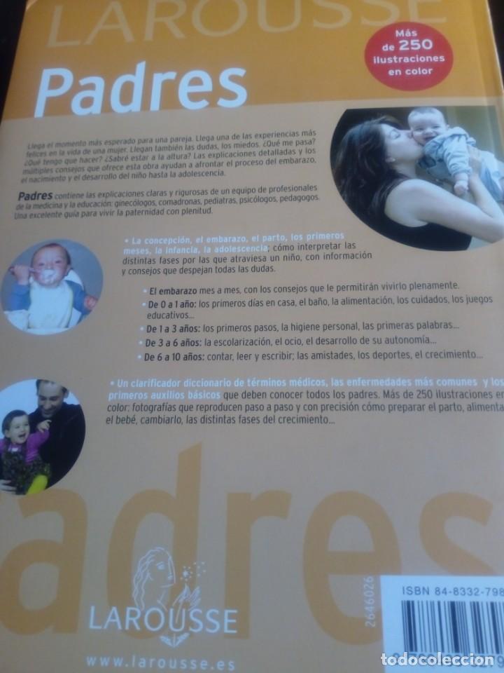 Libros antiguos: Larouse Padres - Foto 3 - 139523402