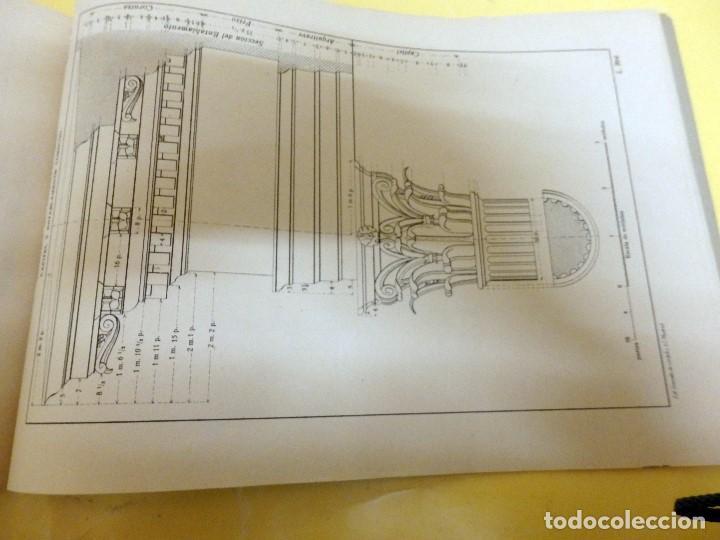 Libros antiguos: ATLAS DE DIBUJO GEOMÉTRICO ELEMENTAL DE 1935 - Foto 5 - 140294598