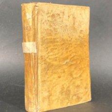 Libros antiguos: 1791 - FUNDAMENTO Y VIGOR DE LA LENGUA CASTELLANA - REAL ACADEMIA DE LA LENGUA - IDIOMA ESPAÑOL. Lote 146625174