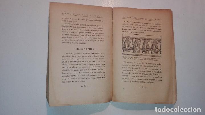 Libros antiguos: LA ENSEÑANZA GRADUADA DEL DIBUJO - TOMÁS LUCAS GARCÍA - EDITORIAL YAGÜES Muy raro - Foto 6 - 146654494