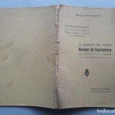 Libros antiguos: NOCIONES DE PUERICULTURA. AL MARGEN DEL HOGAR. RAFAEL GARCÍA-DUARTE SALCEDO. AÑO 1917.. Lote 147312142