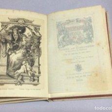 Libros antiguos: ILLUSTRIRTES EHESTANDS (ILLUSTRIRTES MATRIMONIO BREVIAR. DE COMPROMETIDO Y DE RECIÉN CASADOS ) RARO. Lote 147556118