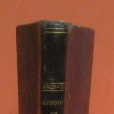 Libros antiguos: D. ODON FONOLL -NOCIONES DE SISTEMAS Y METODOS DE ENSEÑANZA- EDITOR JUAN BASTINOS BARCELONA AÑO 1860. Lote 147788442