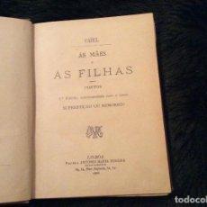 Libros antiguos: CAIEL (ALICE PESTANA) -A LAS MADRES Y LAS HIJAS (CUENTOS) - AÑO1900. Lote 147793014