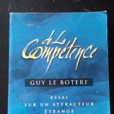 Libros antiguos: DE LA COMPETENCE. Lote 148171450
