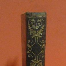 Libros antiguos: D. JOAQUIN AVEDAÑO Y D. MARIANO CARDERERA CURSO ELEMENTAL DE PEDAGOGIA RUBRICADO ORIGINAL AÑO 1855. Lote 148985186