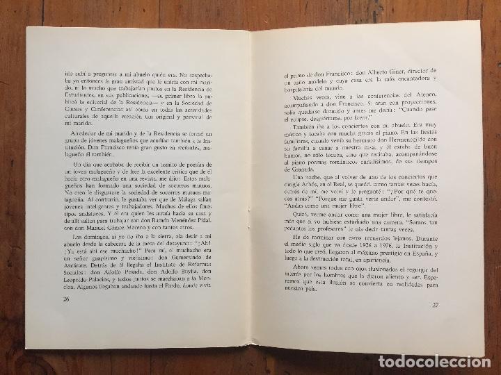 Libros antiguos: Mi mundo desde dentro - Natalia Cossío de Jiménez - Foto 5 - 217318382