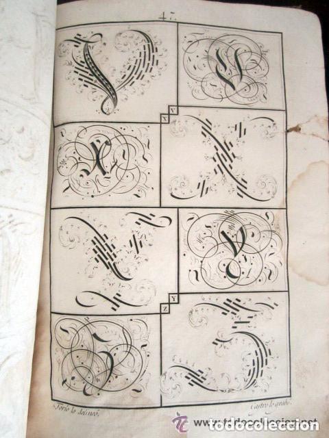 Libros antiguos: 1798. PRIMERA EDICIÓN! EL ARTE DE ESCRIBIR. T. TORÍO DE LA RIVA Y HERRERO. ENCUADERNACIÓN PIEL - Foto 3 - 168556480