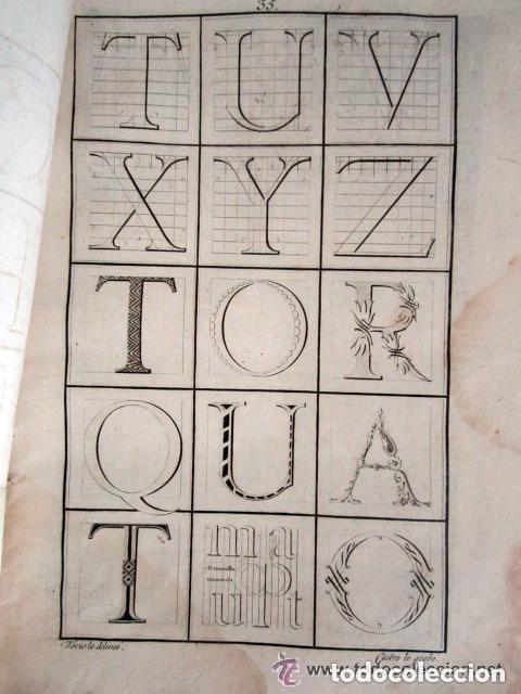 Libros antiguos: 1798. PRIMERA EDICIÓN! EL ARTE DE ESCRIBIR. T. TORÍO DE LA RIVA Y HERRERO. ENCUADERNACIÓN PIEL - Foto 4 - 168556480