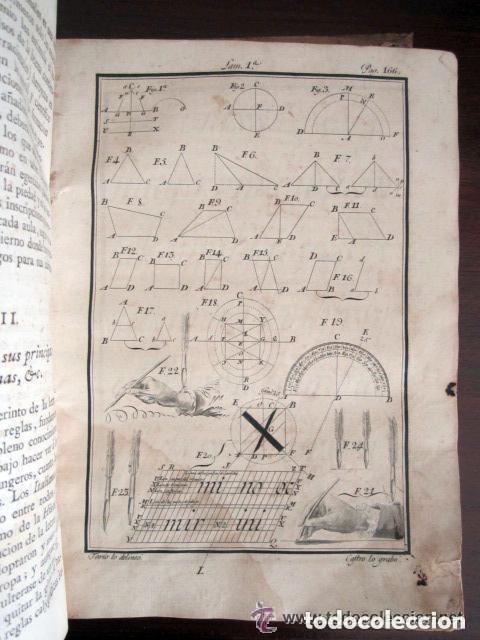 Libros antiguos: 1798. PRIMERA EDICIÓN! EL ARTE DE ESCRIBIR. T. TORÍO DE LA RIVA Y HERRERO. ENCUADERNACIÓN PIEL - Foto 8 - 168556480