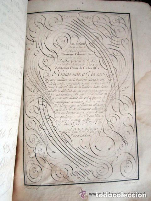 Libros antiguos: 1798. PRIMERA EDICIÓN! EL ARTE DE ESCRIBIR. T. TORÍO DE LA RIVA Y HERRERO. ENCUADERNACIÓN PIEL - Foto 12 - 168556480