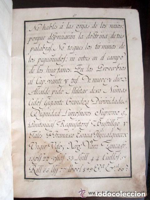 Libros antiguos: 1798. PRIMERA EDICIÓN! EL ARTE DE ESCRIBIR. T. TORÍO DE LA RIVA Y HERRERO. ENCUADERNACIÓN PIEL - Foto 16 - 168556480