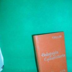 Libros antiguos: PEDAGOGÍA UNIVERSITARIA, F. GINER DE LOS RÍOS, MANUALES SOLER. Lote 168603932