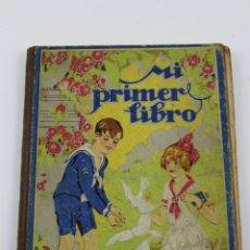 Libros antiguos: L-2943. MI PRIMER LIBRO BALLESTEROS SEGUNDA PARTE. 1937.. Lote 172833382