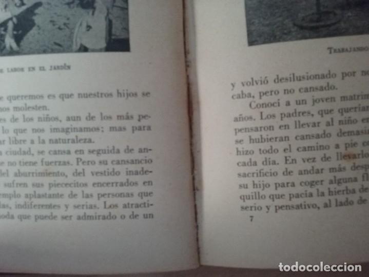 Libros antiguos: EL MÉTODO DE LA PEDAGOGÍA CIENTÍFICA (1937) - DOCTORA MARI MONTESSORIO - Foto 21 - 174025595