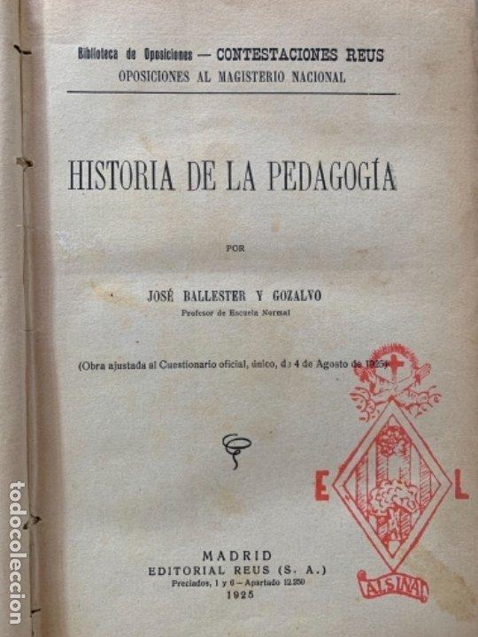 LECCIÓN DE LETRAS (Libros Antiguos, Raros y Curiosos - Ciencias, Manuales y Oficios - Pedagogía)