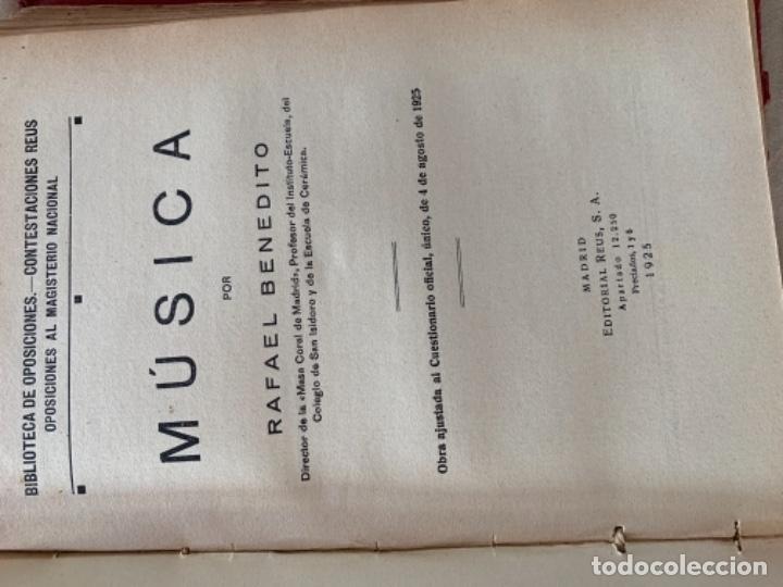 Libros antiguos: Lección de Letras - Foto 7 - 175655912