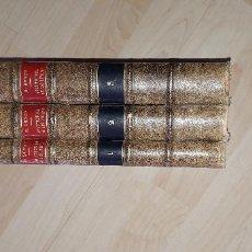 Libros antiguos: ARQUITECTURA DE LAS LENGUAS. EDUARDO BENOT. TOMOS I, II Y III. Lote 183832520