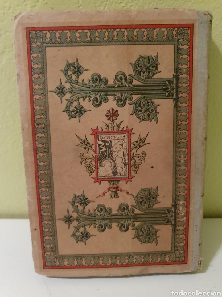 Libros antiguos: ANTIGUO LIBRO ESCOLAR FLORA LA EDUCACIÓN DE UNA NIÑA -PILAR PASCUAL S.XIX - Foto 3 - 183863897