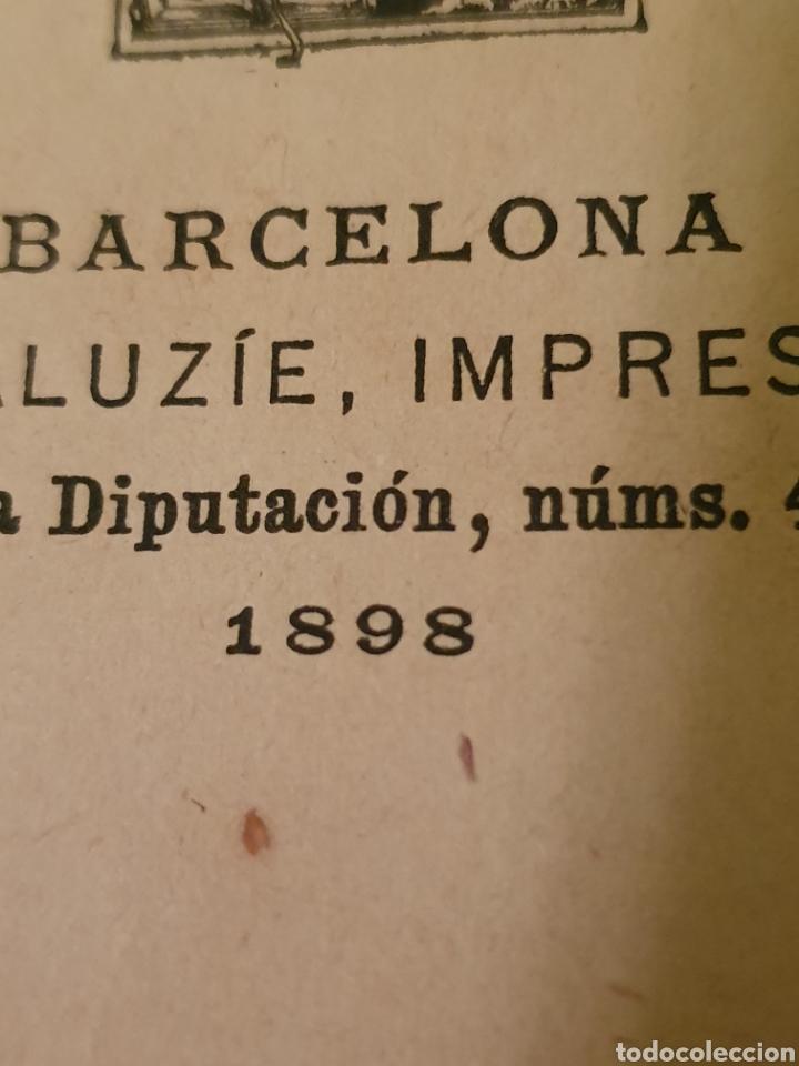 Libros antiguos: ANTIGUO LIBRO ESCOLAR FLORA LA EDUCACIÓN DE UNA NIÑA -PILAR PASCUAL S.XIX - Foto 4 - 183863897