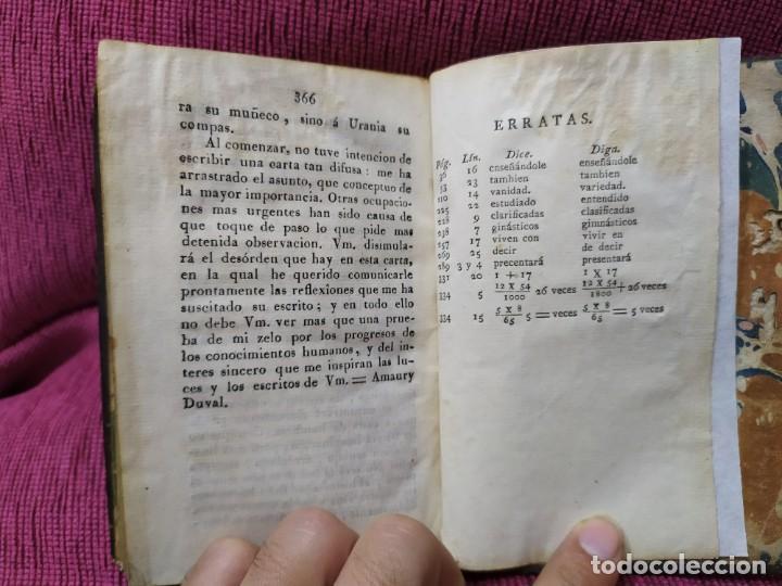 Libros antiguos: 1807. Exposición del método elemental de Henrique Pestalozzi. Alex Chavannes. - Foto 12 - 188449793