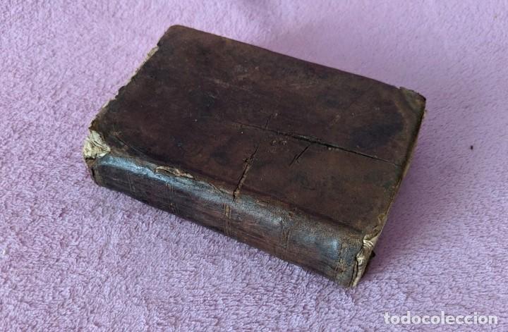 GRAMATICA DE LA LENGUA CASTELLANA, LA REAL ACADEMIA ESPAÑOLA 1796 (Libros Antiguos, Raros y Curiosos - Ciencias, Manuales y Oficios - Pedagogía)