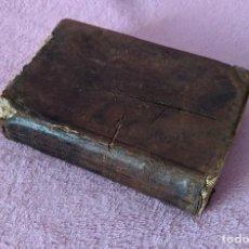Libros antiguos: GRAMATICA DE LA LENGUA CASTELLANA, LA REAL ACADEMIA ESPAÑOLA 1796. Lote 198620958