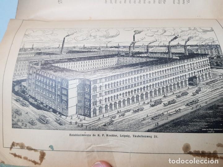 Libros antiguos: Catalogo Ilustrado de Material de Enseñanza Editorial Voluntad año 1904 muy dificil - Foto 3 - 199132133