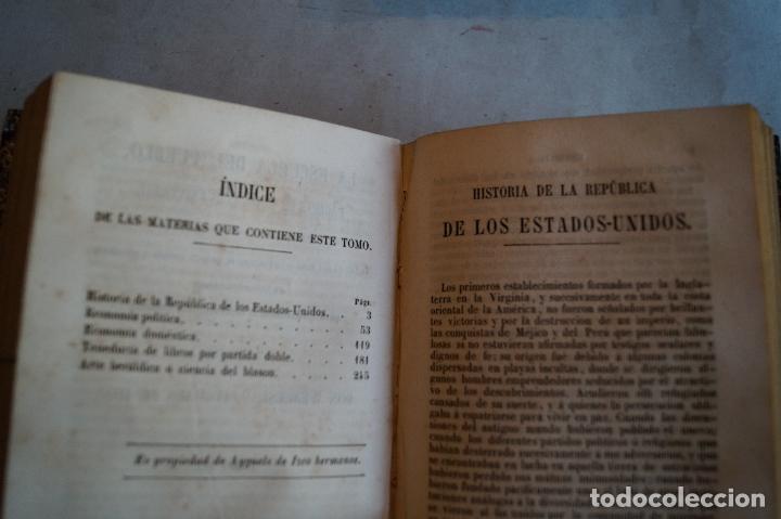Libros antiguos: LA ESCUELA DEL PUEBLO. PÁGINAS DE ENSEÑANZA UNIVERSAL. WENCESLAO AYGUALS DE IZCO. 1852/53 - Foto 5 - 199809336