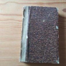 Libros antiguos: MANUAL PARA USO DE LAS ALUMNAS DE LA TERCERA CLASE A.M.SS.CC.G. Lote 199996426