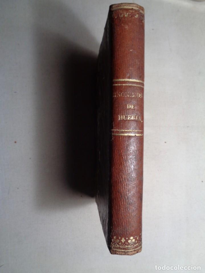 Libros antiguos: EXAMEN DE LA POSIBILIDAD DE FIJAR LA SIGNIFICACION DE LOS SINONIMOS DE LA LENGUA CASTELLANA 1819.R15 - Foto 3 - 28003542