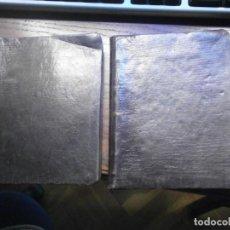 Libros antiguos: MANUSCRITO 2 LIBROS EJERCICIOS DE ÁRABE CASTELLANO MARROQUÍ DICC Y PALABRAS TRADUCCIÓN Y ESCRITURA. Lote 203184120