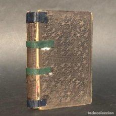 Libros antiguos: 1869 - FOURTH BOOKS OF LESSONS - LIBRO DE ESCUELA INGLÉS - HISTORIA - GEOGRAFÍA - BIOLOGÍA. Lote 205718068